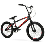 "Huffy 20"" BMX Race HX-Comp Boys' Bike , Black / Neon Red"