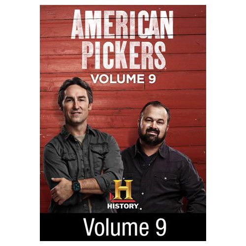 American Pickers: Volume 9 (2014)