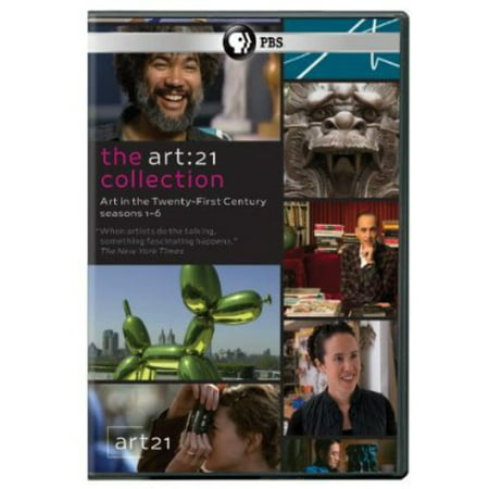 Art: 21: Art in the Twenty-First Century: The Collection: Seasons 1-6 (Best Tv Shows Of 21st Century)