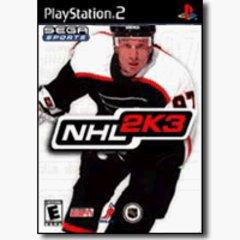 NHL 2K3 - PS2 Playstation 2 (Refurbished)