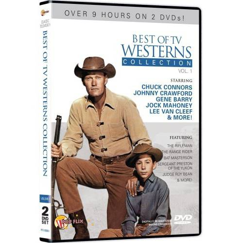 Best Of TV Westerns Collection, Vol 1