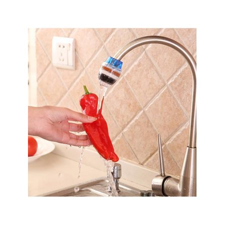 Kitchen Tap Water Filter Purifier Tap  Activated Carbon Water Filter - image 7 de 8
