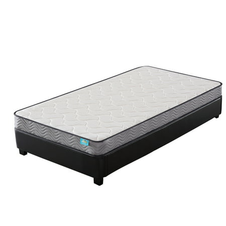 ViscoLogic SAVY Deep Feel High Density Foam Mattress for Guest Beds, Bunk Beds (Twin) - image 6 of 7