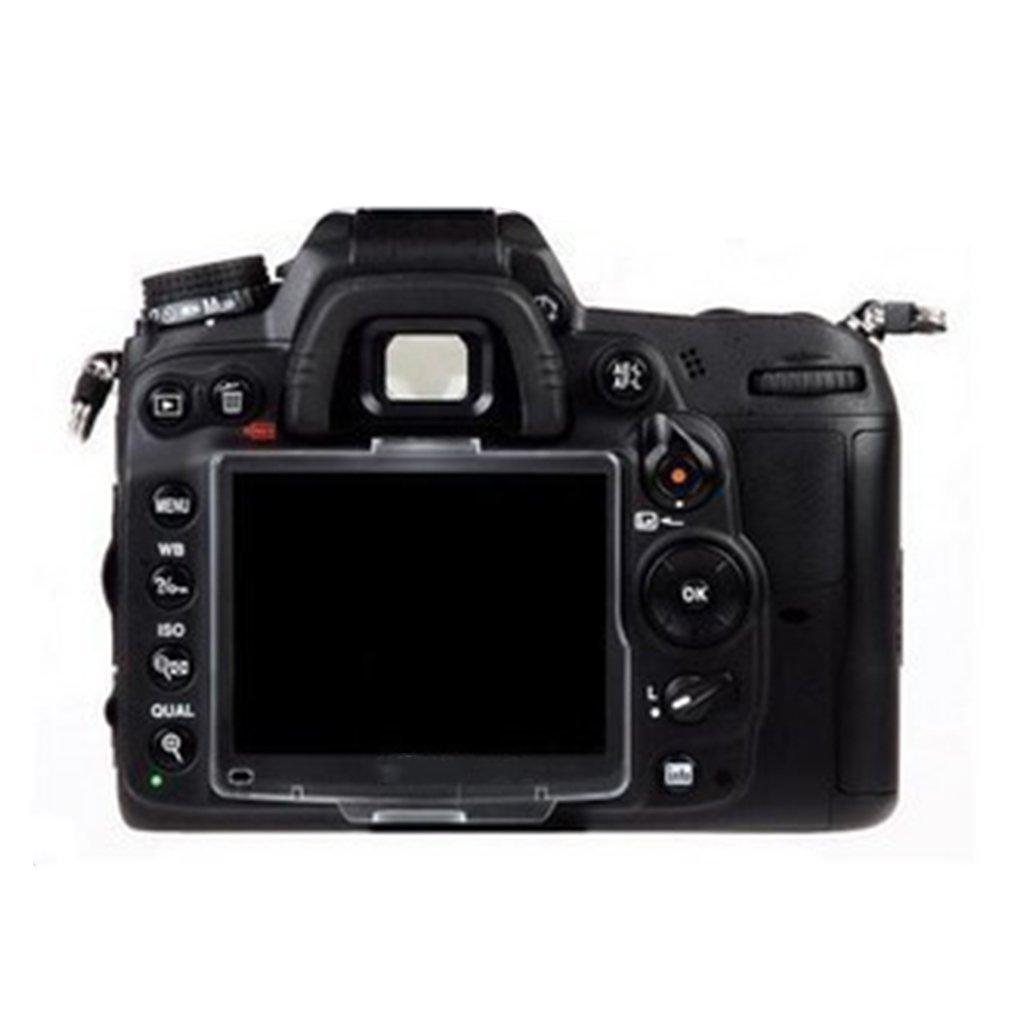 Transparent Hard Pastic LCD Screen Protector Monitor Cover BM-9L For Nikon