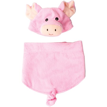 Pig Dog Costume-Extra Small/Small