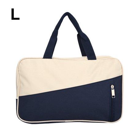 Qiilu Multicolor Dry and Wet Waterproof Swimming Bag Oxford Handbag Storage Package, Sports Bag, Waterproof Handbag - image 4 de 8