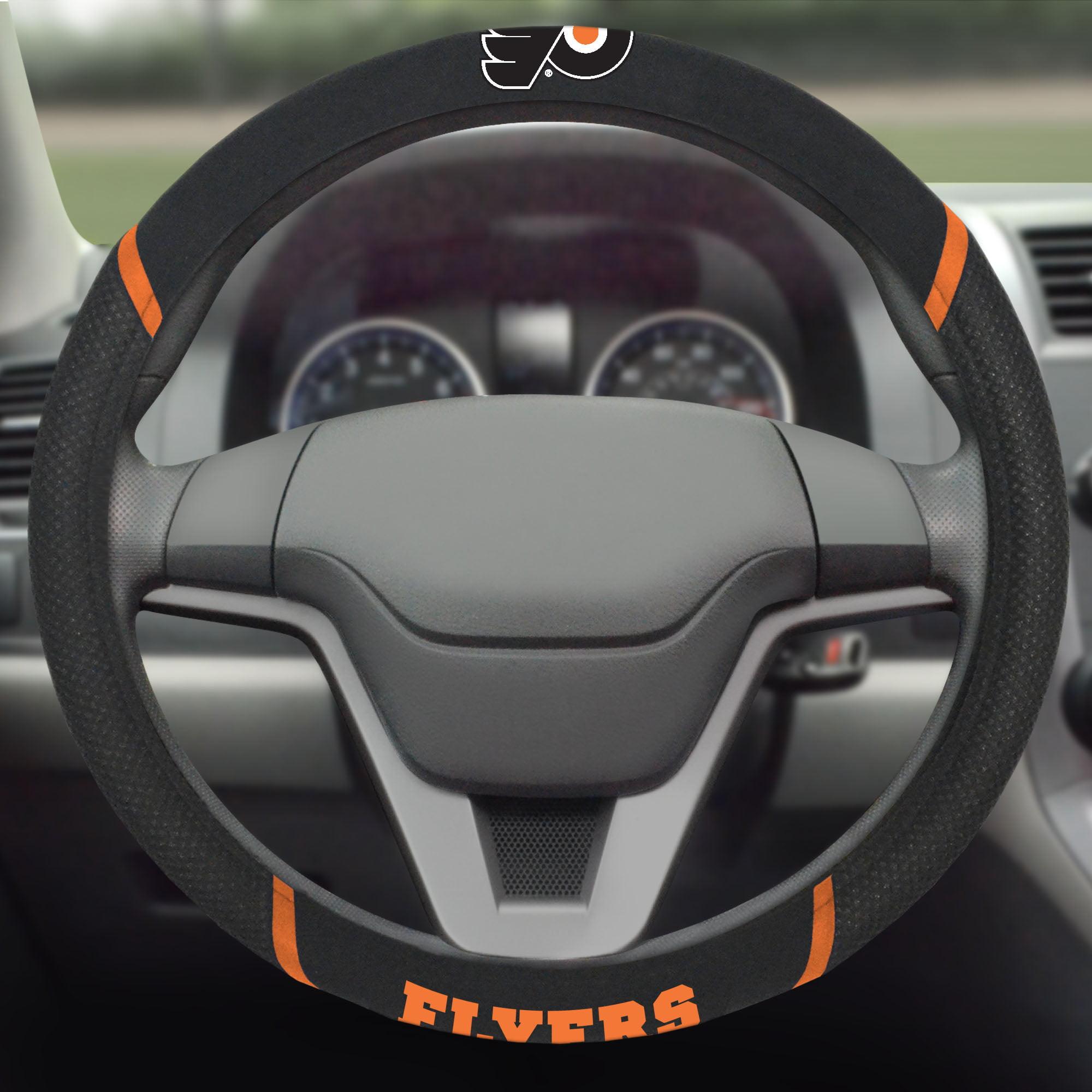 Philadelphia Flyers Steering Wheel Cover - No Size