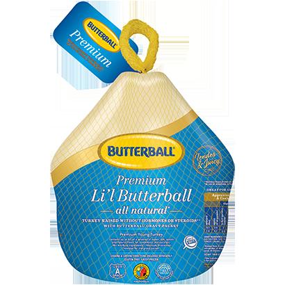 Butterball® Frozen Li'l Butterball Premium Young Turkey, 6.0-11.0 lb