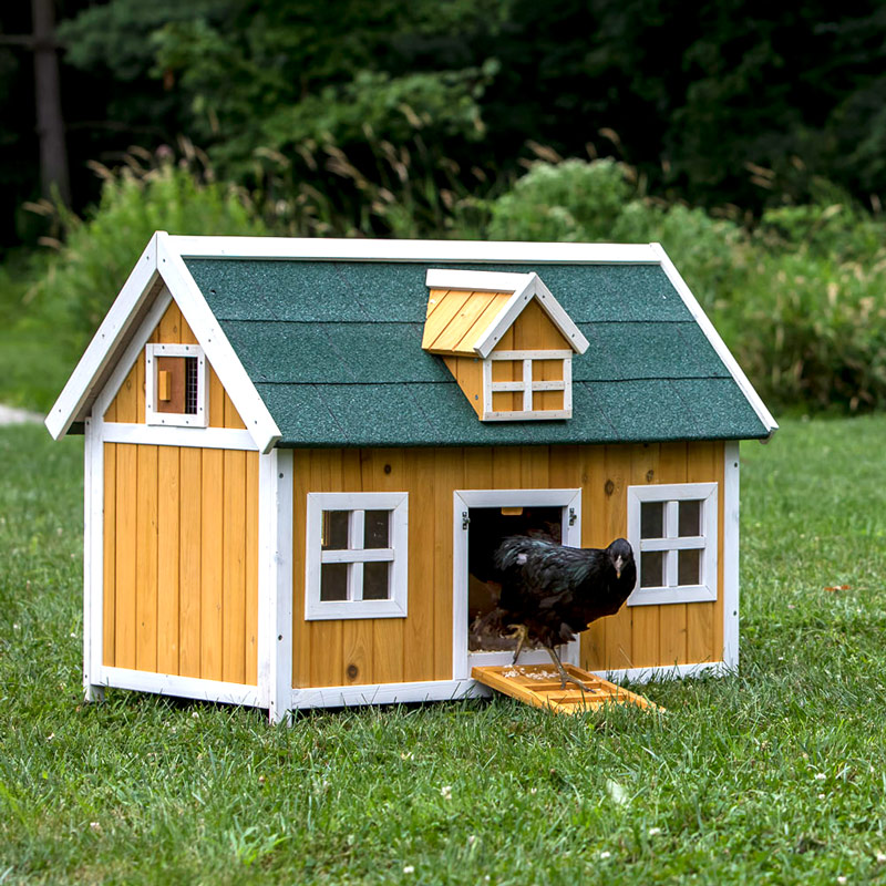 The Cottage Chicken/Duck/Rabbit Coop
