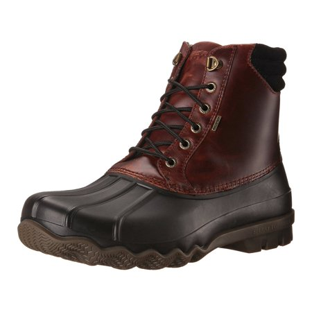 Avenue Boot (Sperry Mens Avenue Leather Cap Toe Ankle Safety Boots )