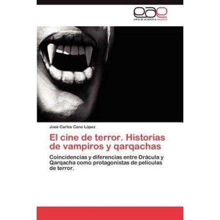El Cine de Terror. Historias de Vampiros y Qarqachas - Fantasias De Halloween Filmes De Terror