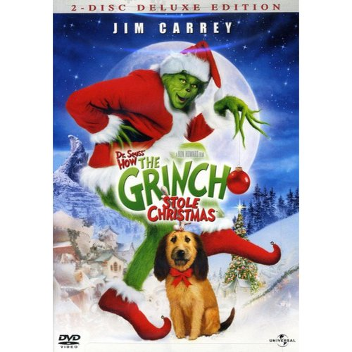 How The Grinch Stole Christmas (2-Disc) (Deluxe Edition) (Full Frame, Widescreen)
