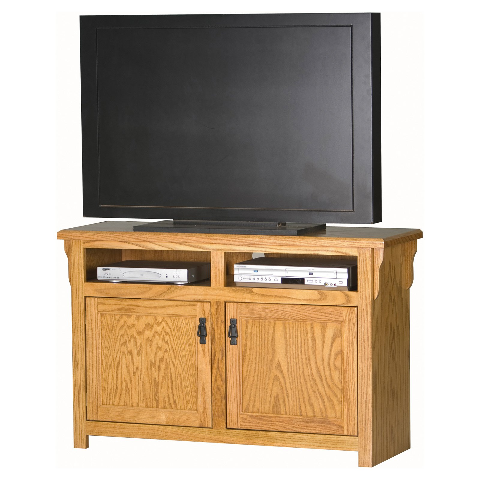 Eagle Furniture Mission 49 in. Wood Panel TV Stand
