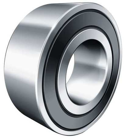 FAG BEARINGS 3205-BD-2HRS Angular Contact Ball Bearing,25mm