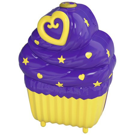 Polly Pocket Big Pocket World Cupcake Compact