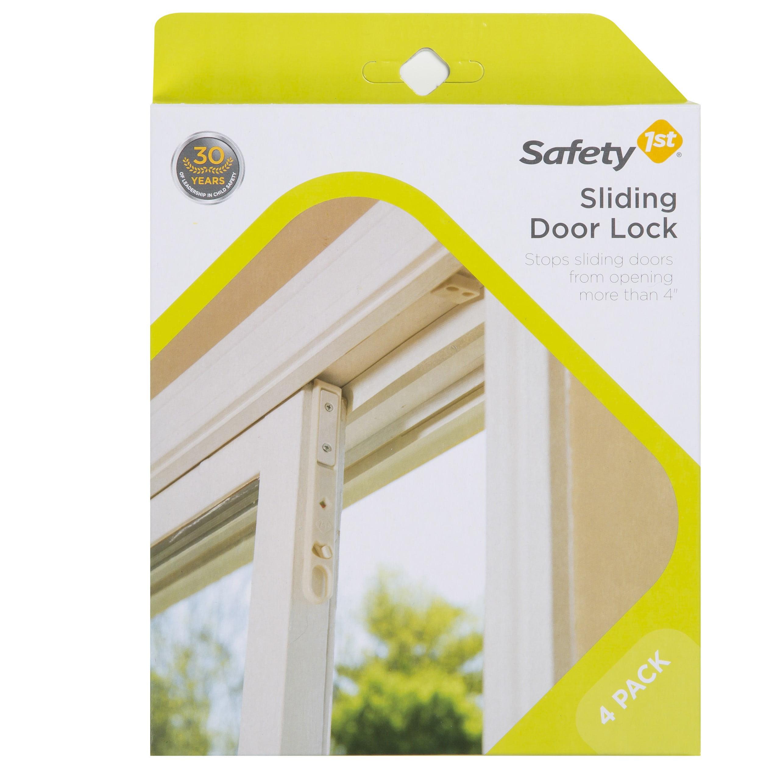 Safety 1st Sliding Door Child Lock Walmart