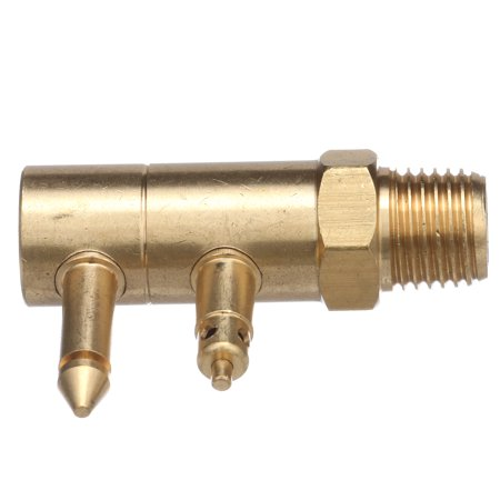 Seachoice 20501 Fuel Connector Tank Fitting Evinrude/Johnson, Male, 1/4-Inch - Unisex Fitting