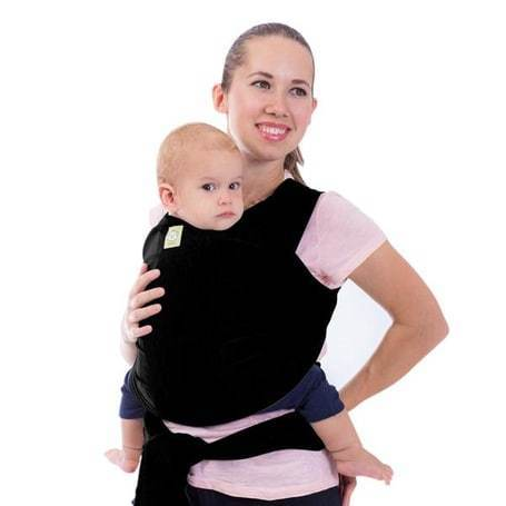 Baby Wrap Carrier Jeroray Baby Wrap,Hands/Free/Baby/Carrier Infant Carrier,Lightweight,Breathable,Softness,Baby Blue