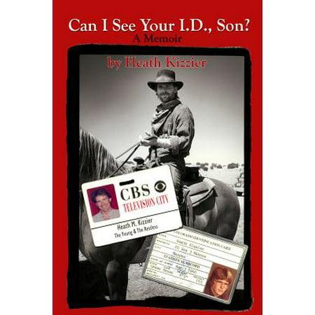 Can I See Your I.D. , Son? - eBook (Can I See Your Id)