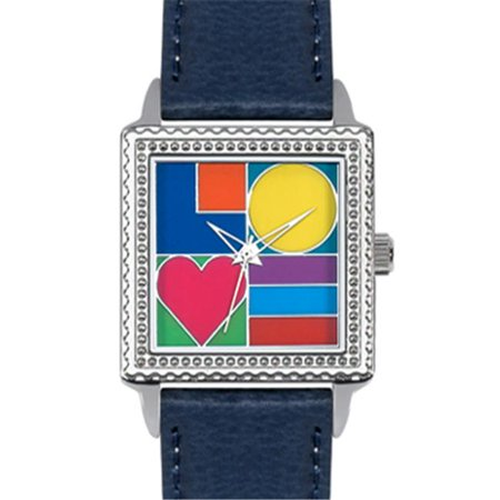 Arjang; Co PS-2008S-BL Mod Love Square -Watch
