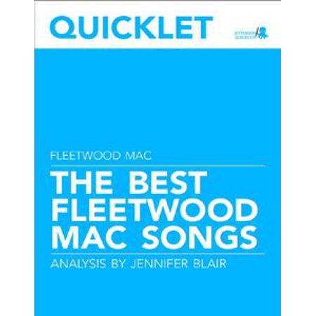 Quicklet on The Best Fleetwood Mac Songs: Lyrics and Analysis - eBook (Halloween Songs Lyrics Music)