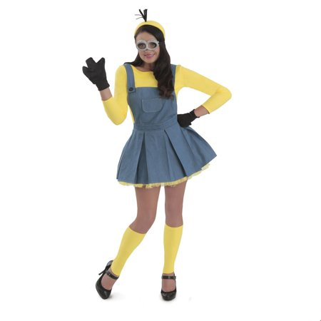 Minions™ Women'S Halloween Costume Jumper](Halloween Jumpers Rentals)