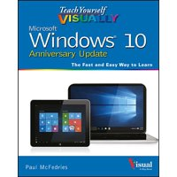 Teach Yourself Visually: Teach Yourself Visually Windows 10 Anniversary Update (Paperback)