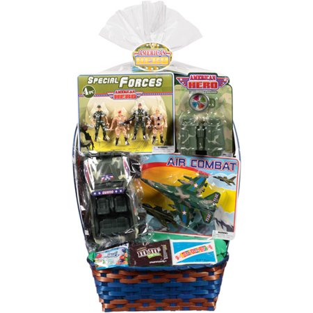 American hero camo jeep basket easter basket 8 pc walmart american hero camo jeep basket easter basket 8 pc negle Images