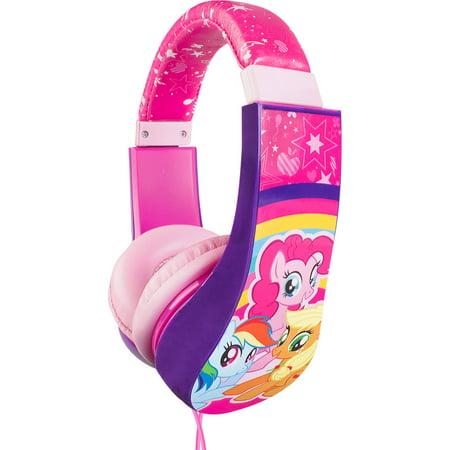 My Little Pony 30357 Kid Friendly Volume Limited Headphones