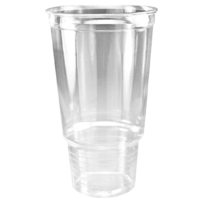 DCC 32AC 32 oz Clear Pet Cold Cups, Clear, 25 per Bag - Bag of 20 - image 1 de 1