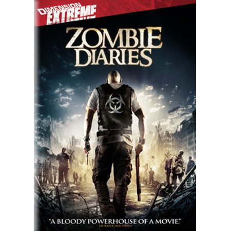 Zombie Fallout Movie (Zombie Diaries (DVD))