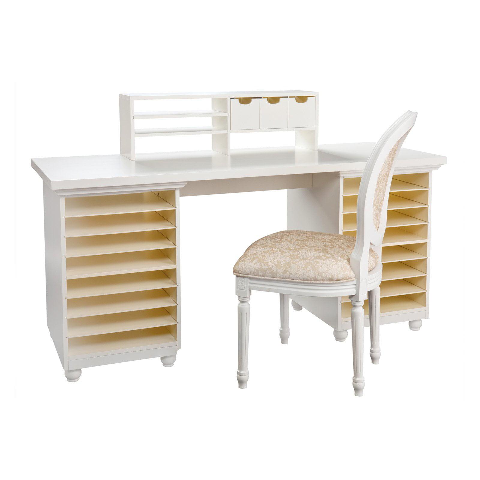 Southern Enterprises Inc Anna Griffin Craft Room Paper Bin Storage Organizer Com