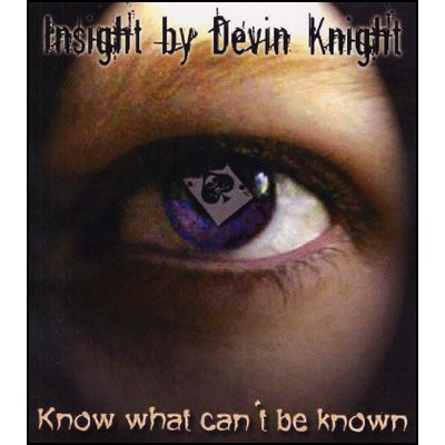 Insight  Red  By Devin Knight