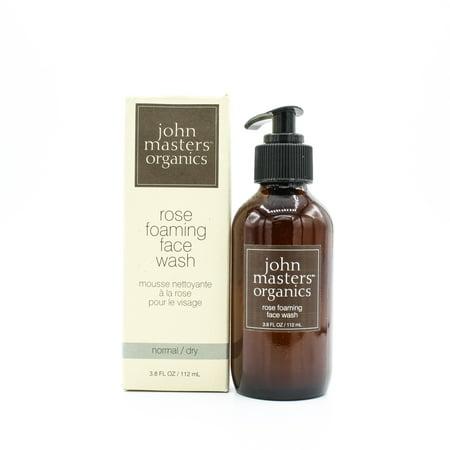 Rose Foaming Face Wash (John Masters Organics Rose Foaming Face Wash)