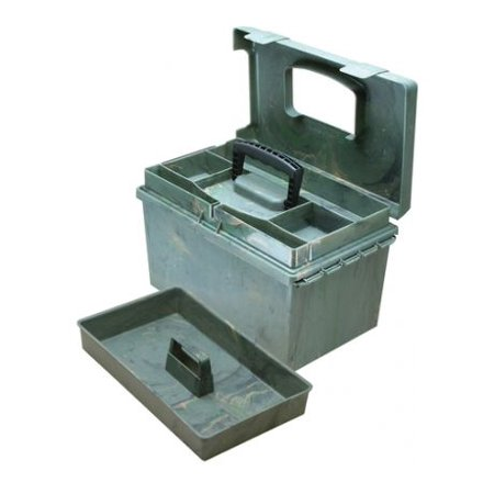 MTM Sportsman Dry Box, Small, Camouflaged
