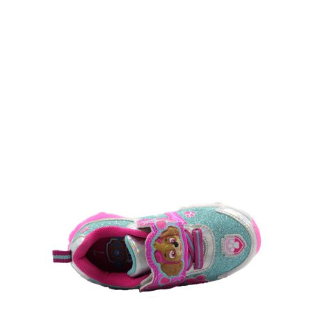 PAW Patrol Lighted Athletic Sneaker (Toddler Girls)