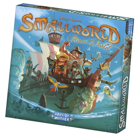 Small World: River World Expansion Strategy Board Game