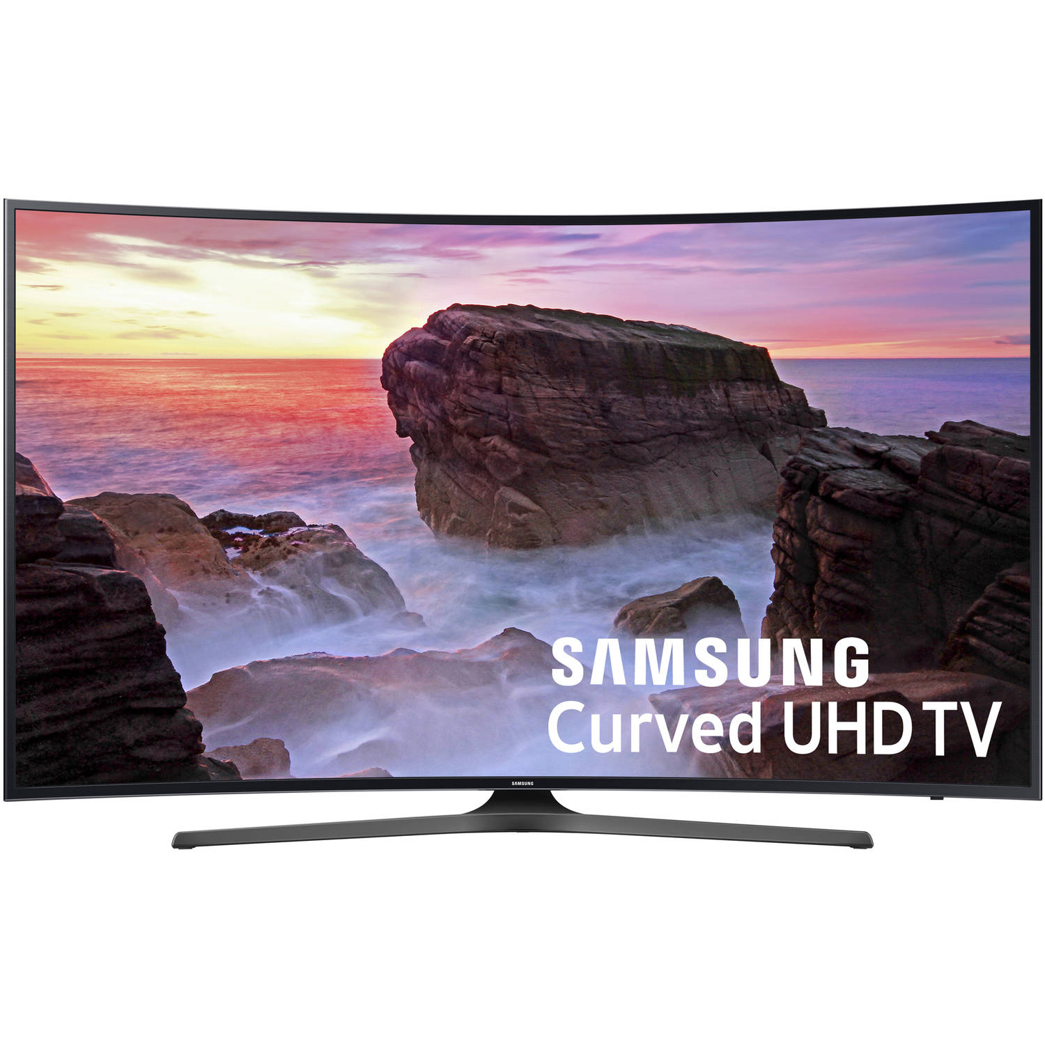 "Samsung 55"" Class Curved 4K (2160P) Smart LED TV (UN55MU6500FXZA)"