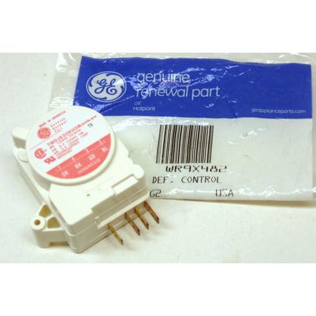 WR9X482 GE Refrigerator Defrost Timer Control TMDJ830RH9 AP2635479