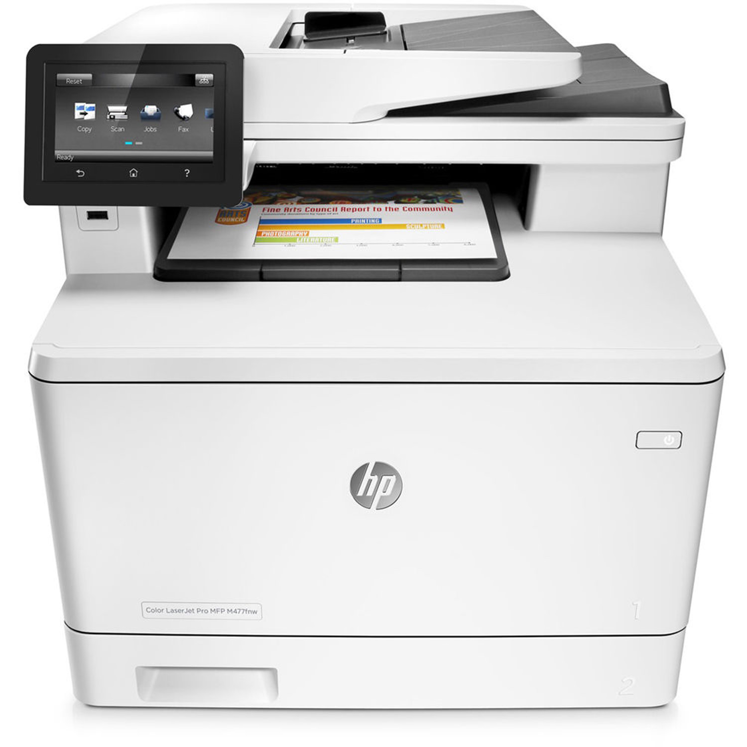 RECERTIFIED HP M477FNW