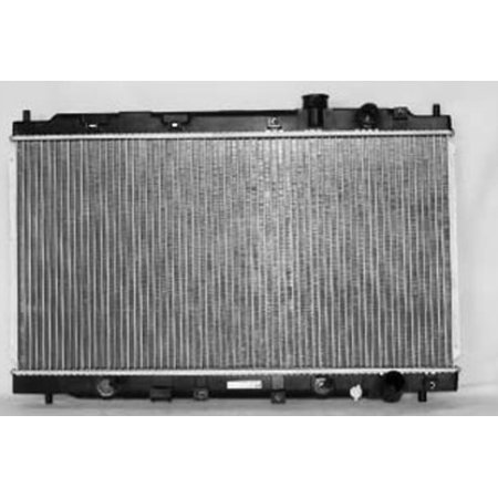 NEW RADIATOR ASSEMBLY FITS ACURA 98-01 INTEGRA 1.8L L4 1797CC 1834CC TYPE R HD37001A 2089 19010-P73-013 AC3010101 7344