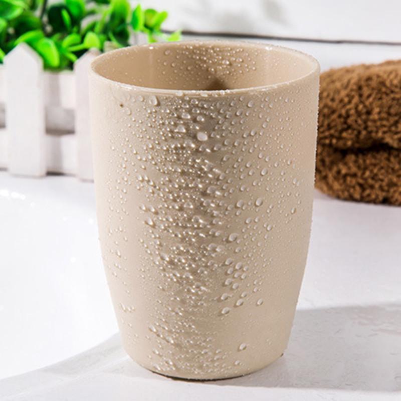 HOT Travel Mug Office Coffee Tea Water Bottle Cups Straw Plastlc Cup
