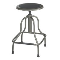 Safco Diesel High Base Stool without Back