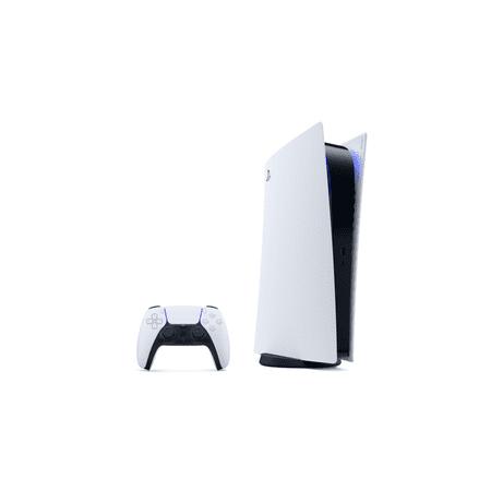 Sony PlayStation 5, Digital Edition