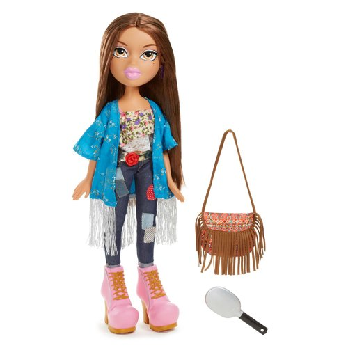 "Big Bratz Yasmin 10"" Doll by MGA Entertainment"