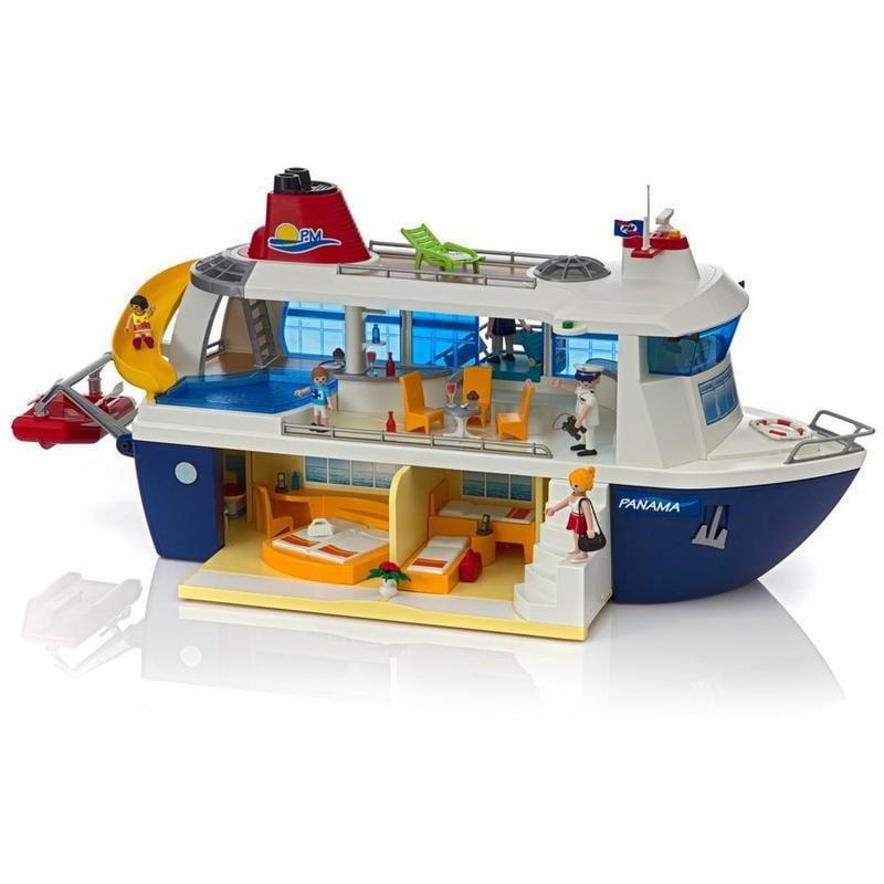 PLAYMOBIL Cruise Ship by PLAYMOBIL