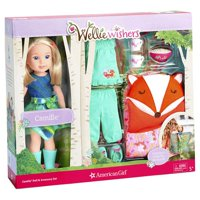 American Girl WellieWishers, Camille Doll & Accessories Set