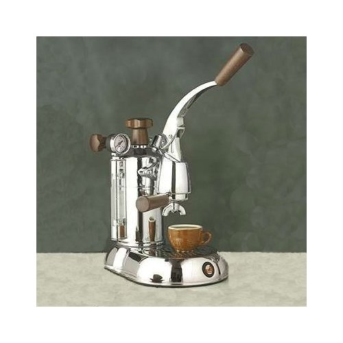 Click here to buy La Pavoni Stradavari Espresso Machine by Forzano Italian Imports Inc.