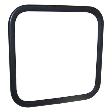 Crown Automotive J5462736 CASJ5462736 SIDE MIRROR HEAD, BLACK Crown Automotive Side Mirror