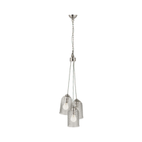 Pendants 1 Light With Clear Finish Glass Material E26 Bulb Type 9 inch 40 Watts